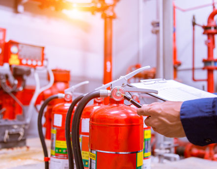 Fire Protection System Testing